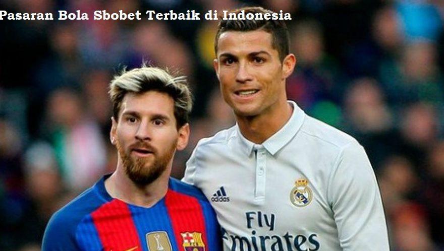 4 Pasaran Bola Sbobet Terbaik di Indonesia