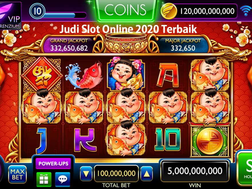 Judi Slot Online 2020 Terbaik